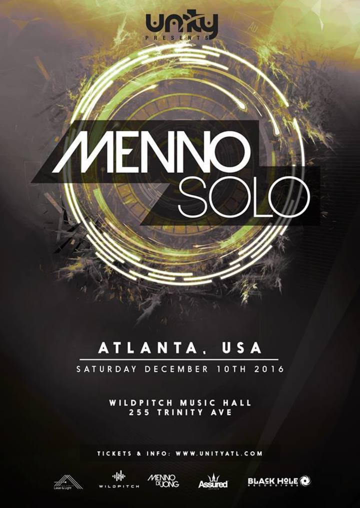 Menno de Jong @ WildPitch Music Hall - Atlanta, GA