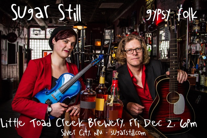 Sugar Still @ Little Toad Creek Brewery - Silver City, NM