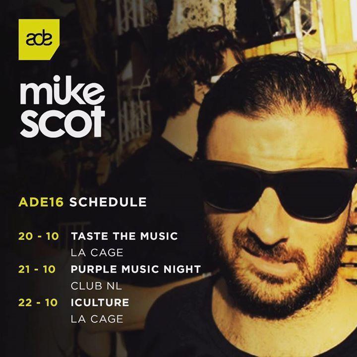 Mike Scot Tour Dates