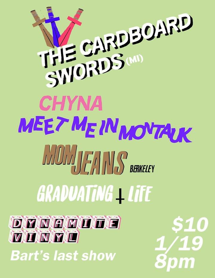 chyna @ Dynamite Vinyl - Fresno, CA