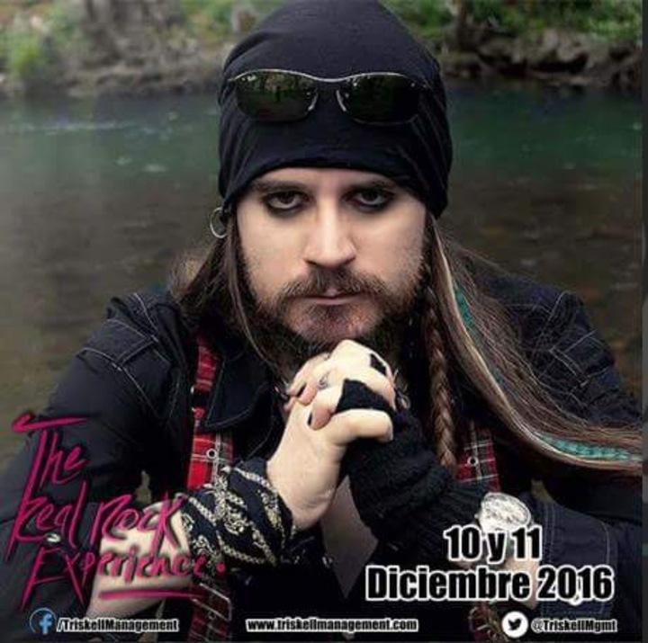Victor de Andres @ Real rock experience - Mexico City, Mexico