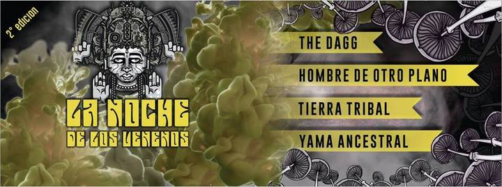 Tierra Tribal @ Club Plasma - Buenos Aires City, Argentina