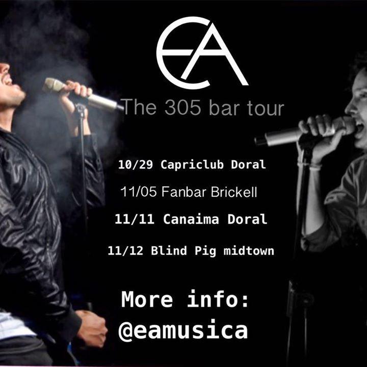 Ea Tour Dates