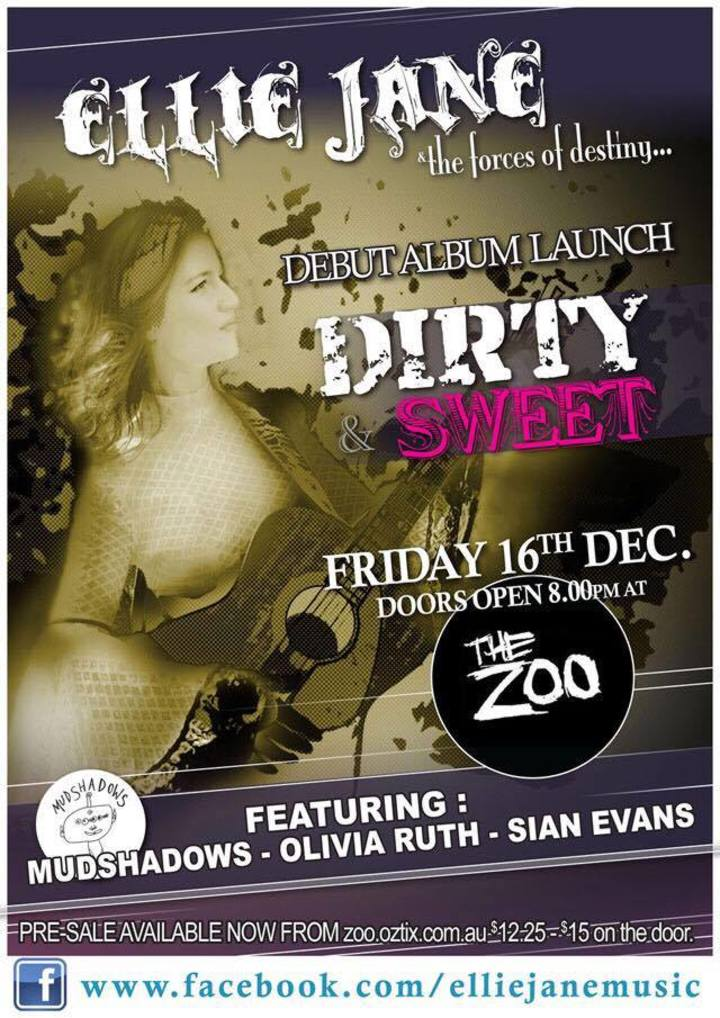 Sian Evans Music @ The Zoo - Brisbane / Australia, Australia