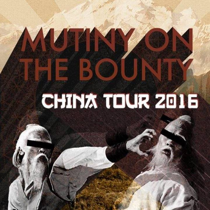 Mutiny on the Bounty Tour Dates