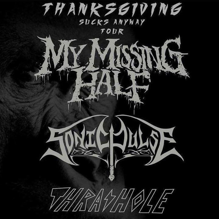 Thrashole Tour Dates