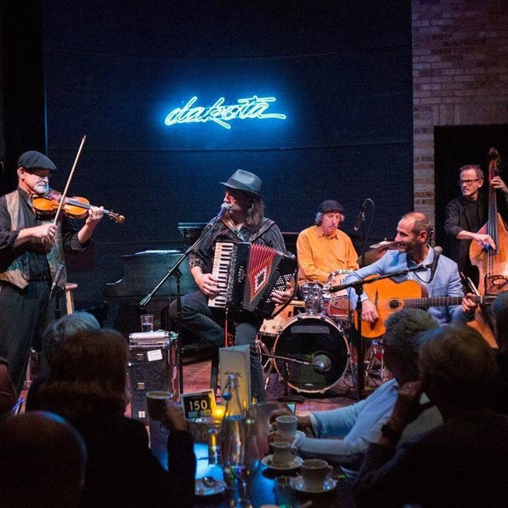 Cafe Accordion Orchestra @ Crooners   7:30-10:30pm - Fridley, MN