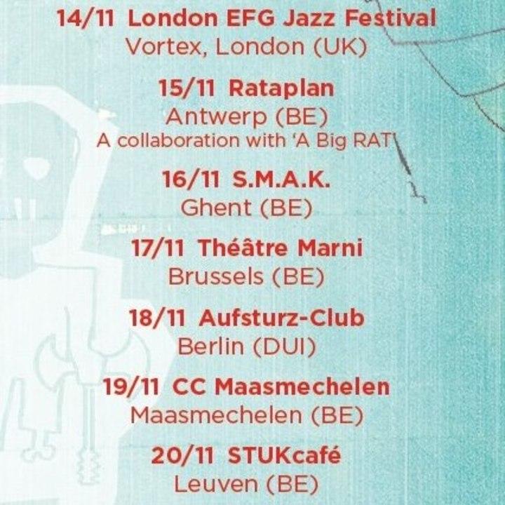 The Bureau of Atomic Tourism Tour Dates