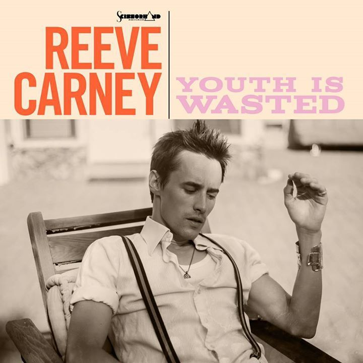 Reeve Carney Tour Dates