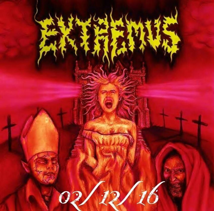 Extremus Tour Dates