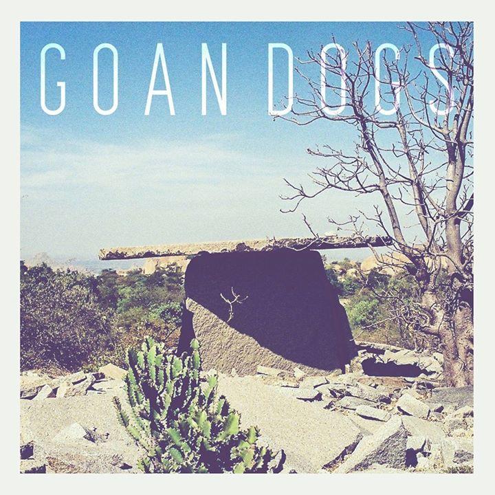 Goan Dogs Tour Dates