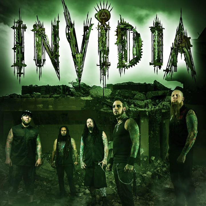 Invidia Band Tour Dates