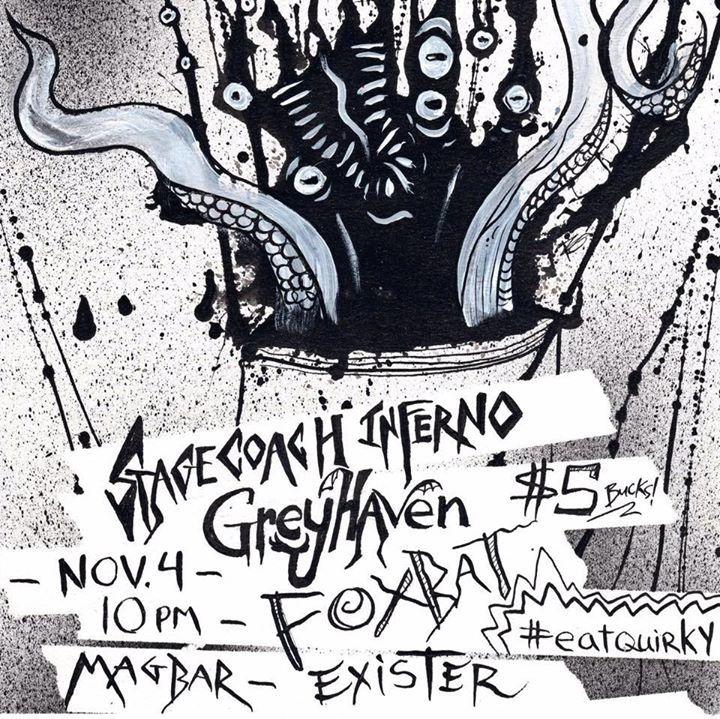 Foxbat Tour Dates
