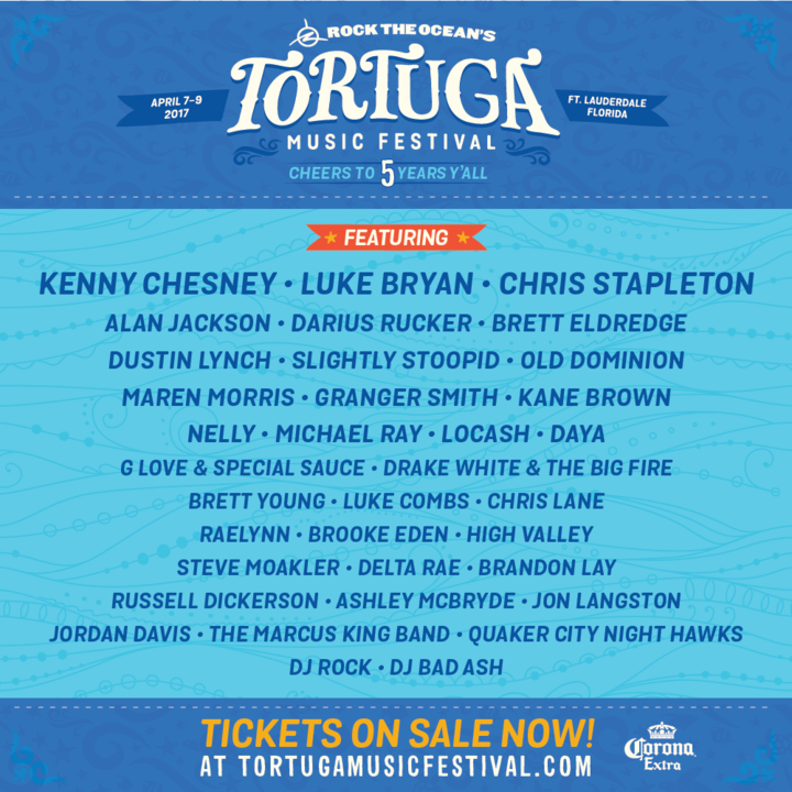Slightly Stoopid @ Tortuga Music Festival - Fort Lauderdale, FL