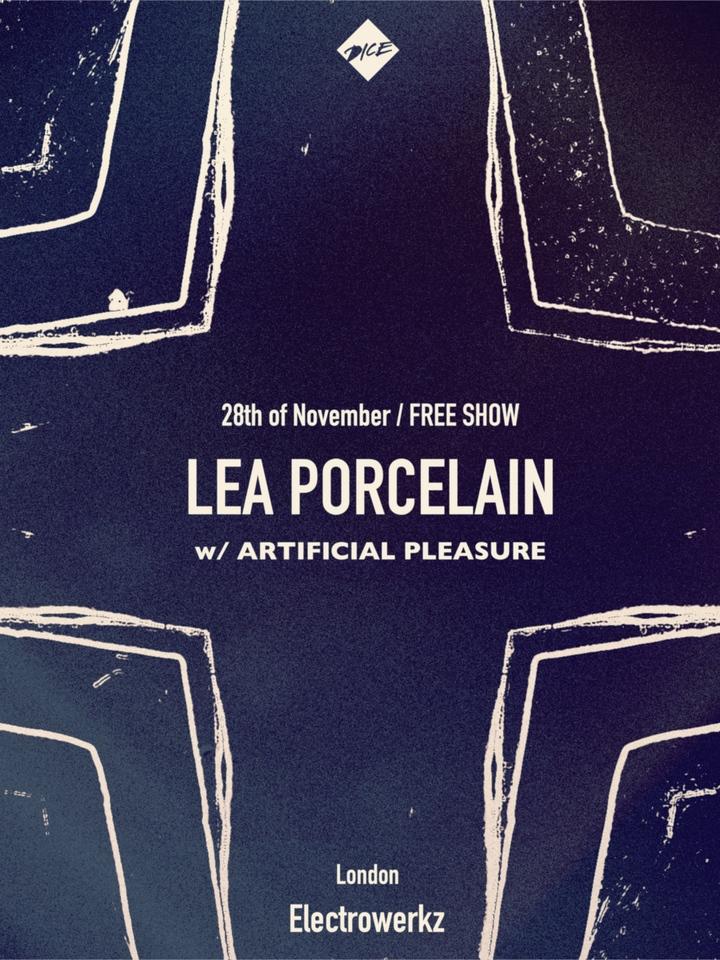 Artificial Pleasure @ Electrowerkz (Free Show) - London, United Kingdom