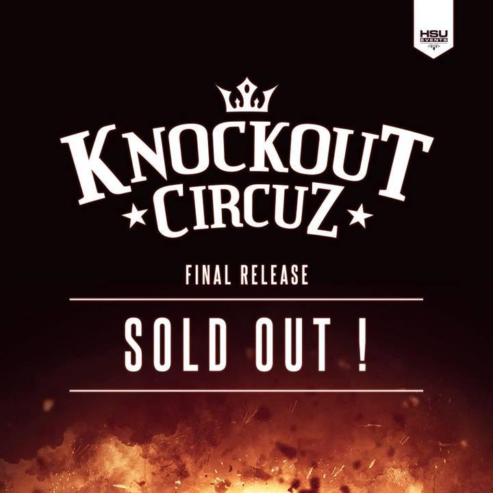 Losty @ Knockout Circuz - Sydney, Australia