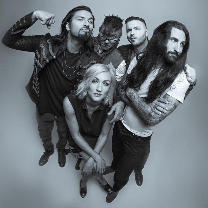 Pop Evil @ Express Live - Columbus, OH