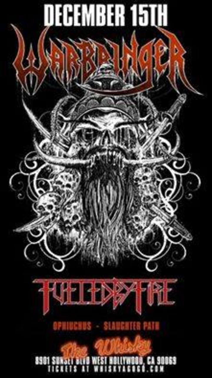 Warbringer Tour Dates