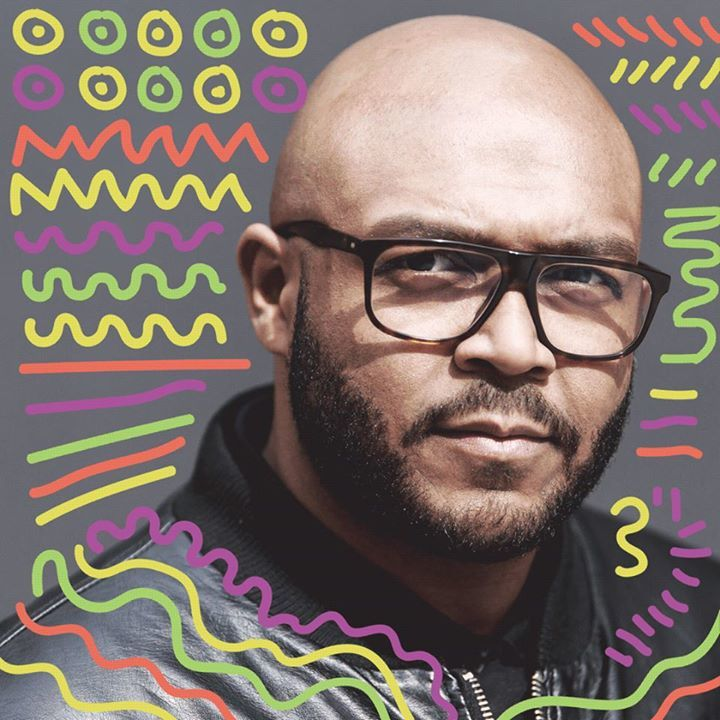 MistaJam @ Richfield Avenue - Reading, United Kingdom