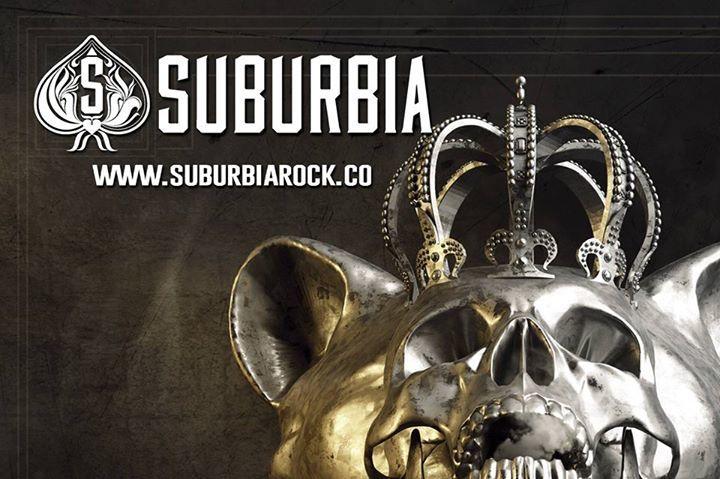 Suburbia Tour Dates