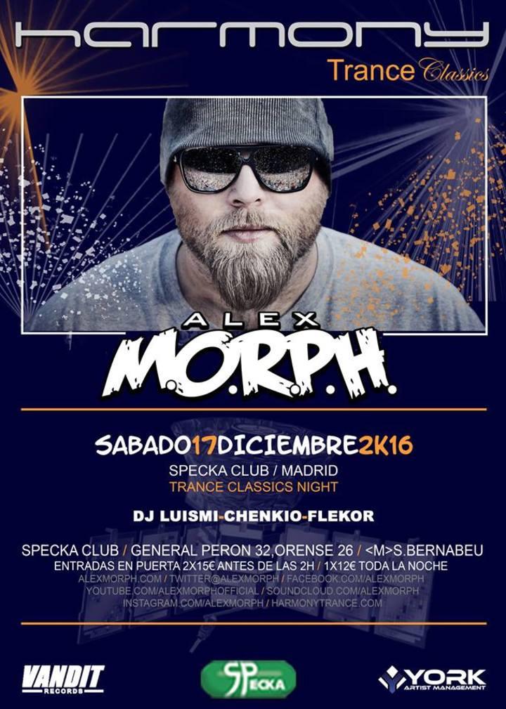 Harmony Trance @ specka club - Madrid, Spain