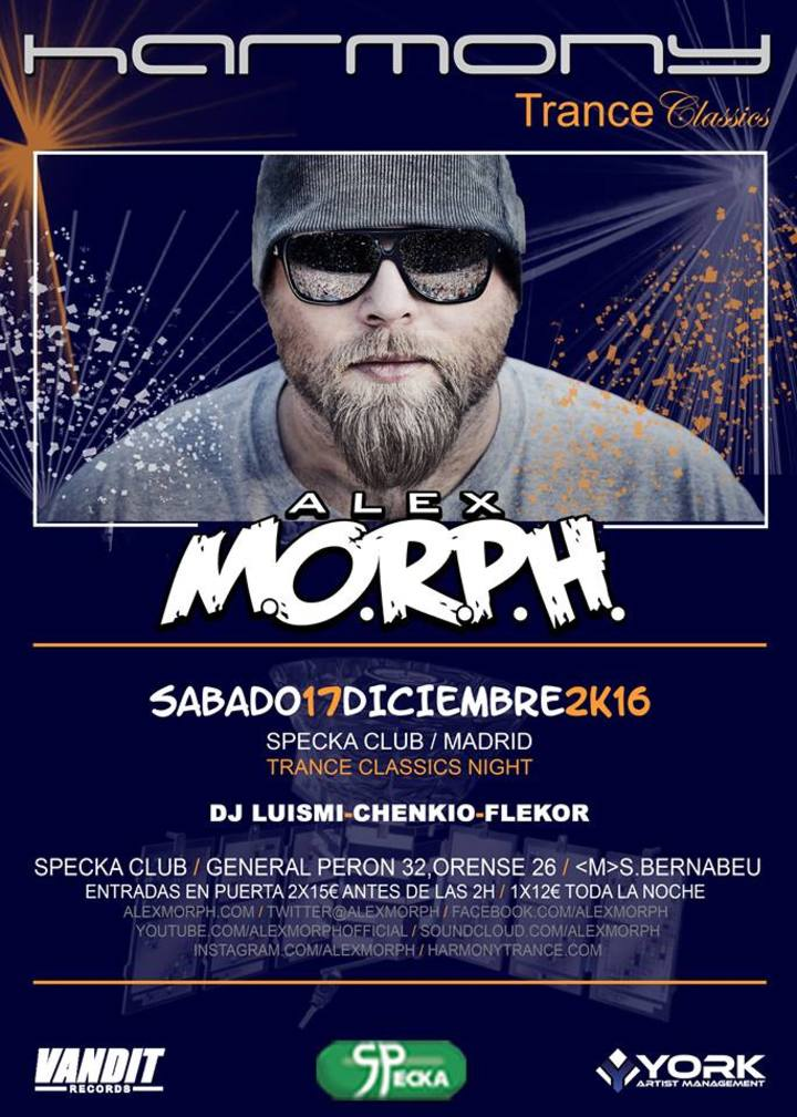 Flekor @ Specka Club - Madrid, Spain