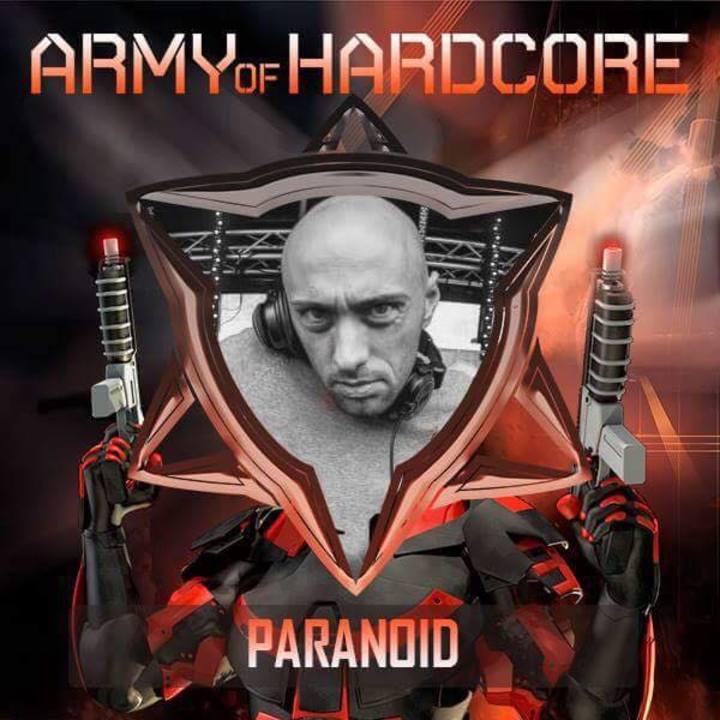 PARANOiD DJ Tour Dates