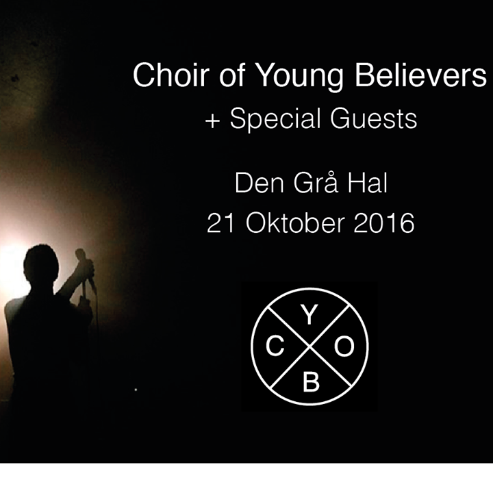 Choir of Young Believers Tour Dates