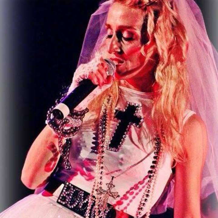 Into The Groove band - tribute Madonna Tour Dates