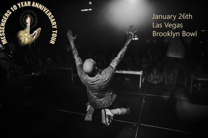August Burns Red @ Brooklyn Bowl - Las Vegas, NV