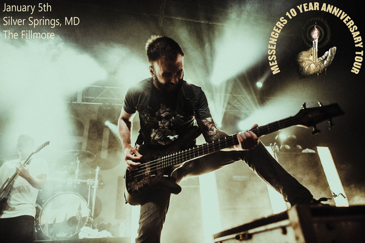 August Burns Red @ Fillmore - Silver Spring, MD