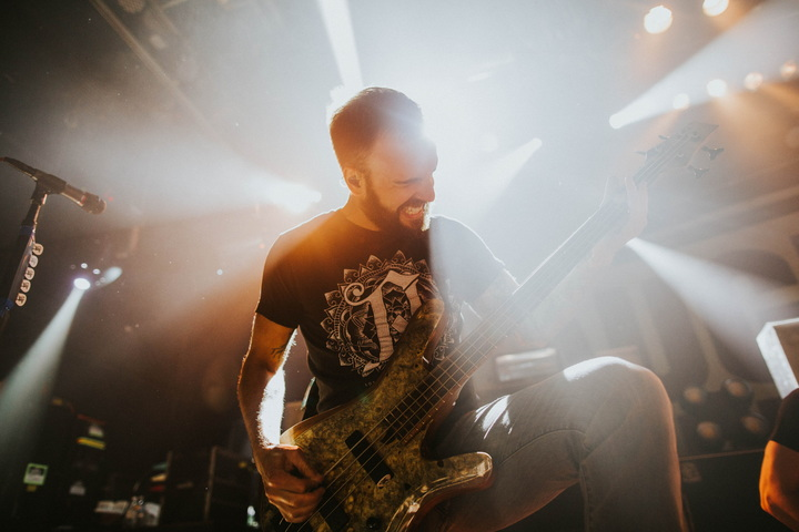 August Burns Red @ The Masquerade - Atlanta, GA