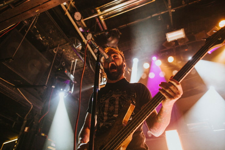 August Burns Red @ Norva - Norfolk, VA