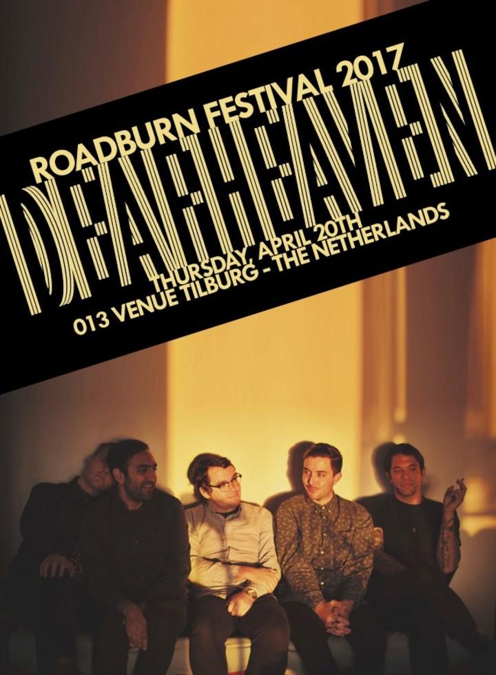 Deafheaven @ Roadburn  - Tilburg, Netherlands