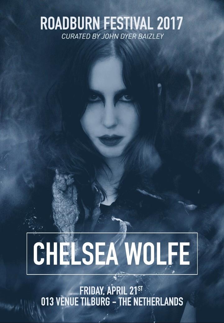 Chelsea Wolfe @ 013 - Tilburg, Netherlands