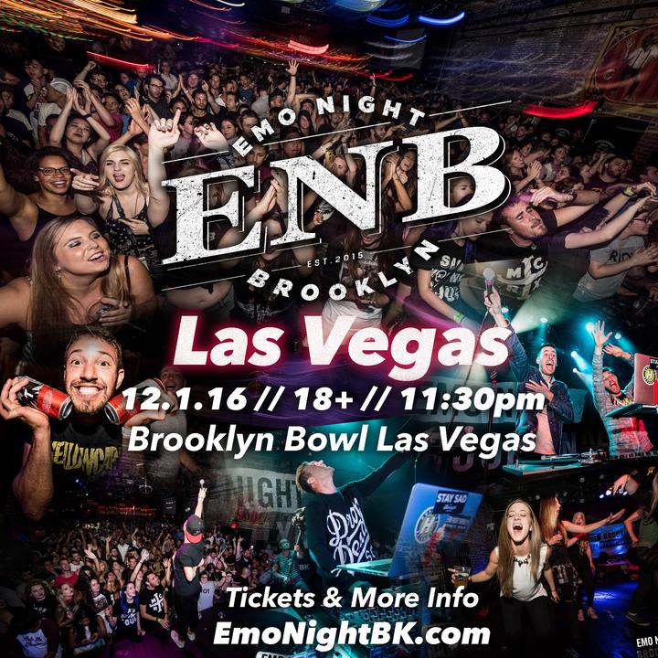 Emo Night Brooklyn @ Brooklyn Bowl Las Vegas - Las Vegas, NV
