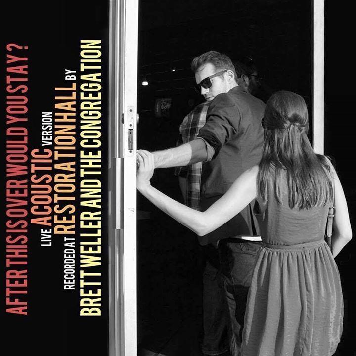 Brett Weller & The Congregation Tour Dates