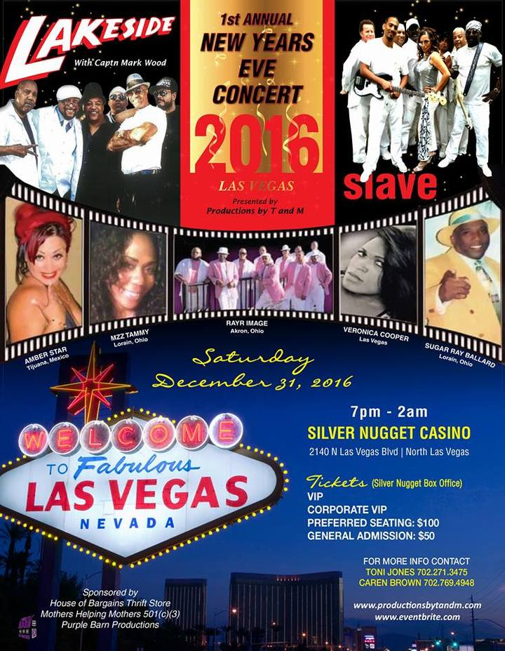 Veronica Cooper @ SILVER NUGGET CASINO - North Las Vegas, NV