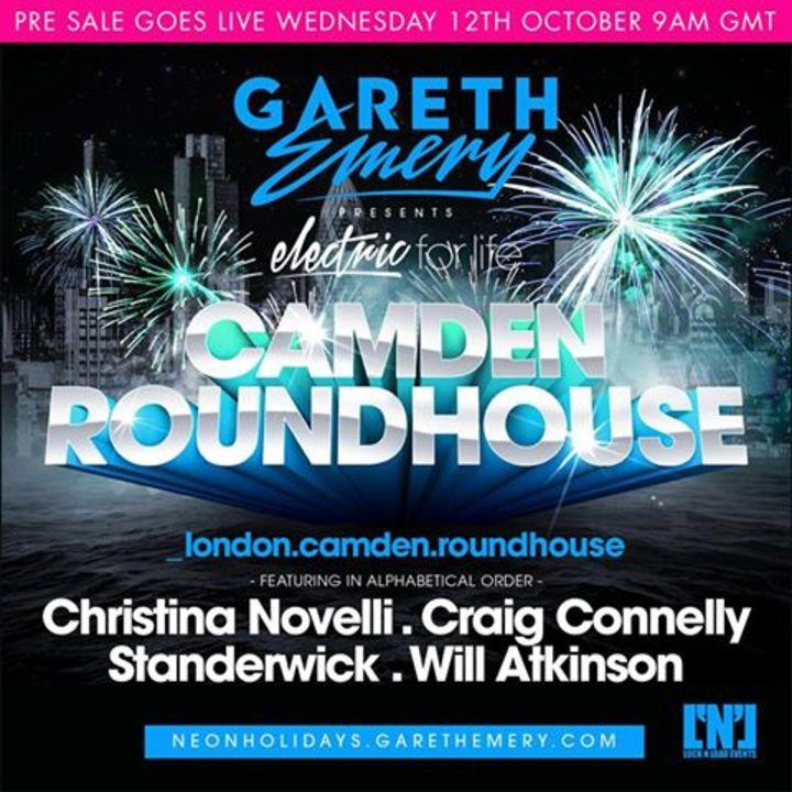 Christina Novelli @ Camden Roundhouse - London, United Kingdom