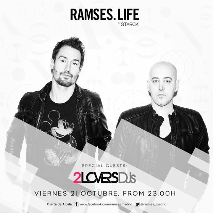 2LOVERS DJs Tour Dates