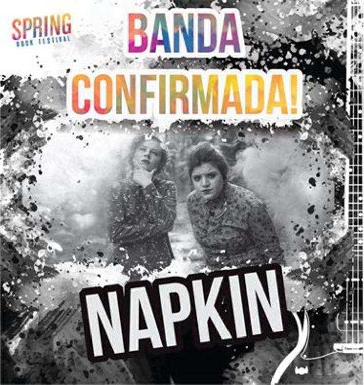 Napkin @ Spring Rock Festival - Joinville, Brazil