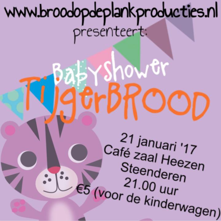 Broodopdeplank @ Cafe zaal Heezen - Steenderen, Netherlands