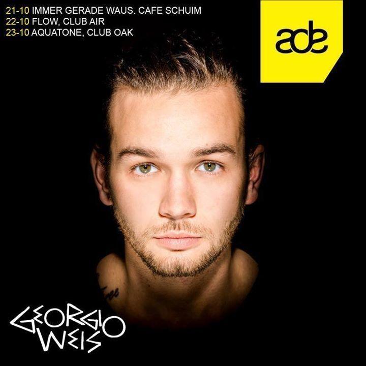 Georgio Star Tour Dates