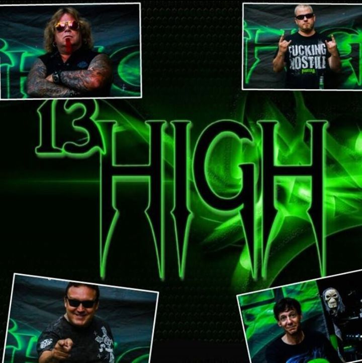 13 High Tour Dates