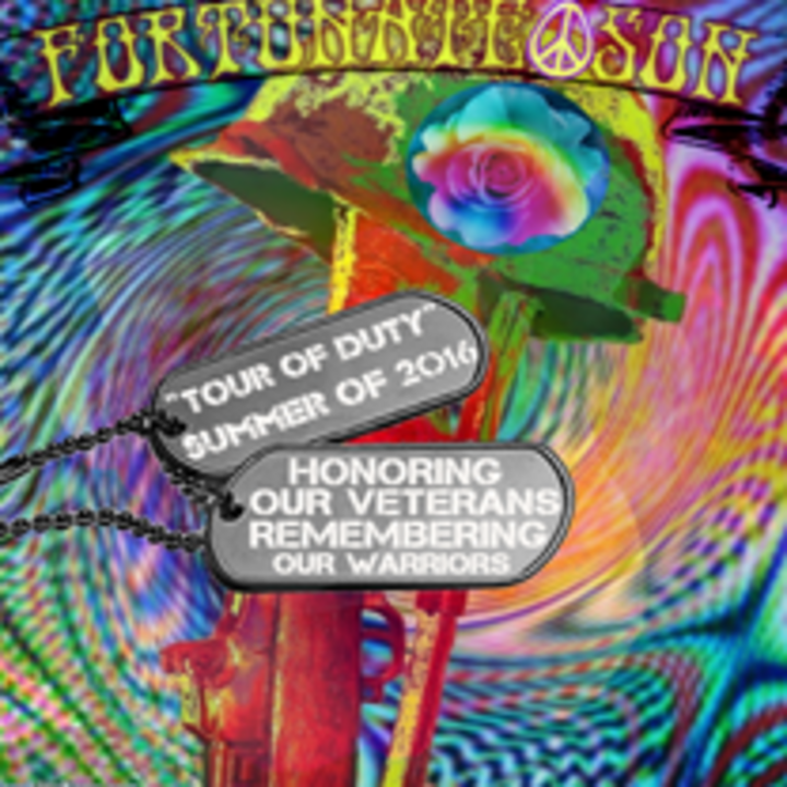 Fortunate Son: A Tribute to John Fogerty & CCR Tour Dates