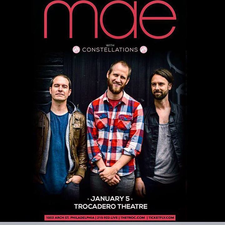 Mae Tour Dates