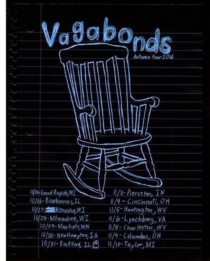 Vagabonds Tour Dates