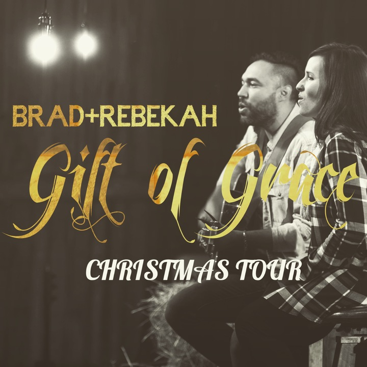 brad & rebekah @ Compelled Church (Christmas Tour) - Temperance, MI