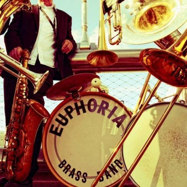 Euphoria Brass Band Tour Dates