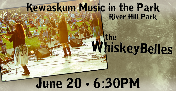 The Whiskeybelles @ River Hill Park - Kewaskum, WI